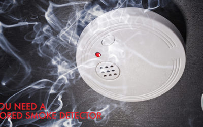 3 Reasons You Need Monitored Smoke Detectors
