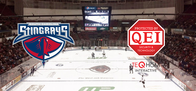 Proud Partner of the S.C. Stingrays