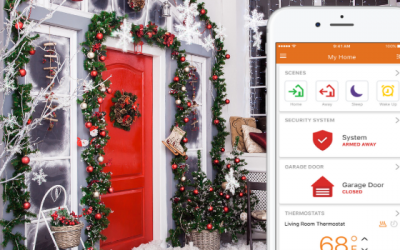 Secure Your Home for the Holidays