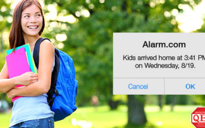 Make Back-to-School Easy with Smart Security