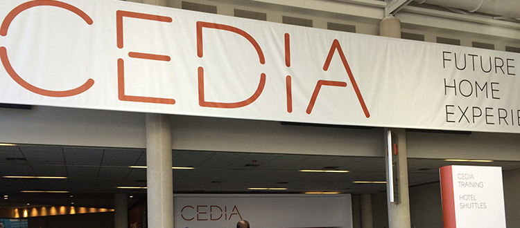 QEI Team is Attending CEDIA 2016