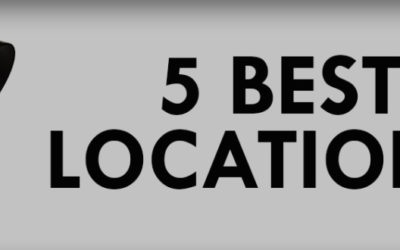 5 Best Locations for Home Security Cameras