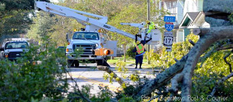 Power outage alerts