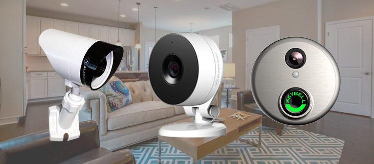 Video camera security