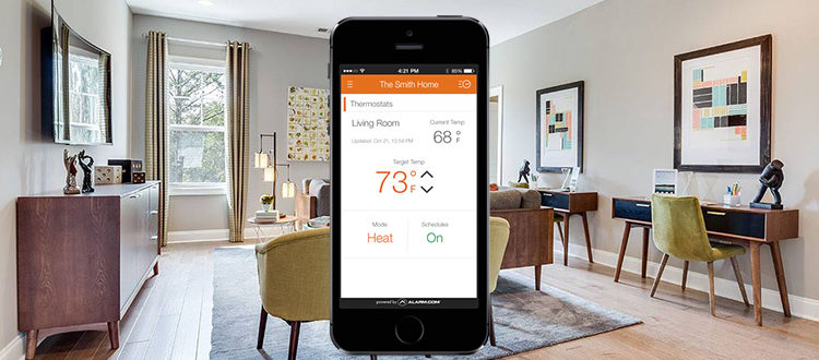 QEI Smart Home Thermostat