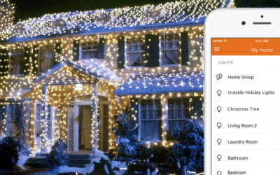 Holiday Lights: Save Money with Lighting Control